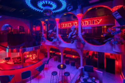 molly club interiors